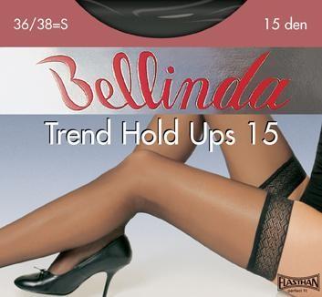 Samodržící punčochy Trend Hold Ups 20 den