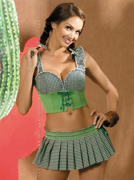 Sexy kostým Mexicana