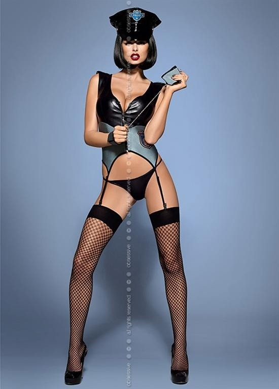 Sexy kostým Police corset