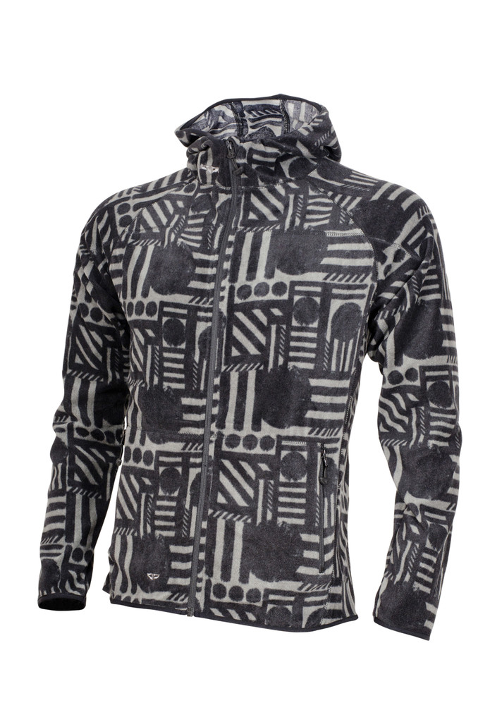 Pánská mikina Cubic heating hoodie