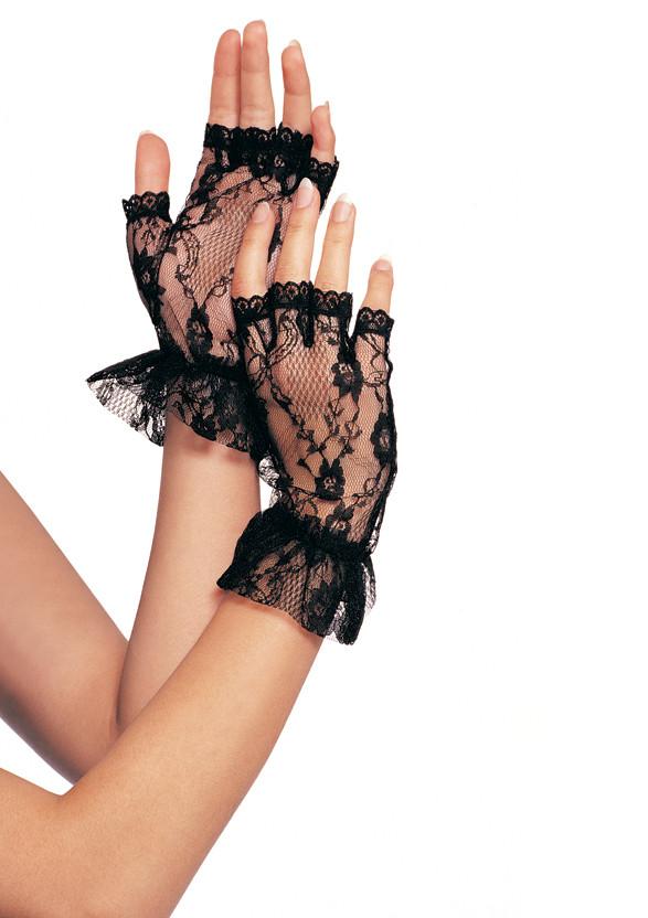 Krajkové rukavičky G1205