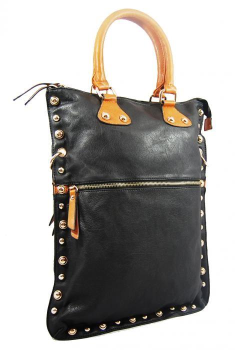 Dámská kabelka AE-0810 černá