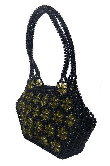 Dámská kabelka ruční výroba #01 černá