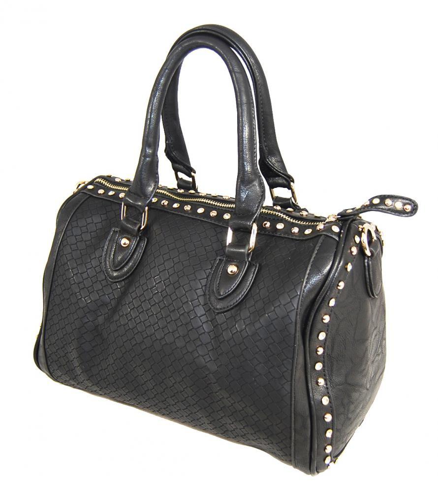 Černá kabelka Orella Paris 2K1202