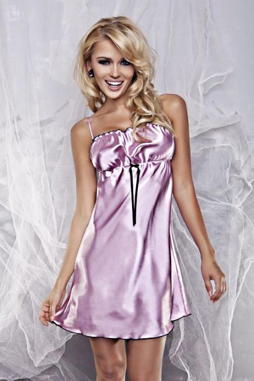 Dámská košilka Elwira pink