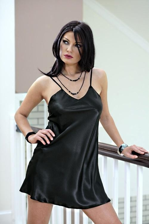 Dámská košilka Karen black