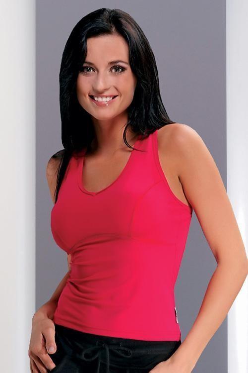 Fitnes top Perla pink