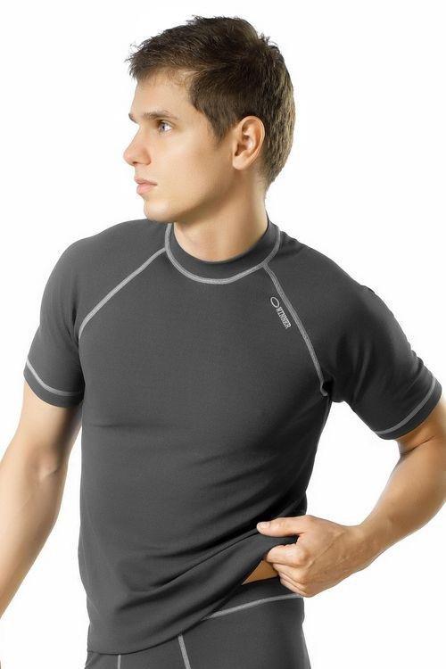 Funkční prádlo triko Classic V grey