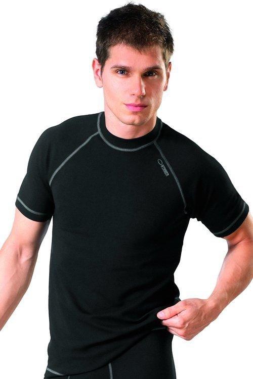 Funkční prádlo triko Classic V black