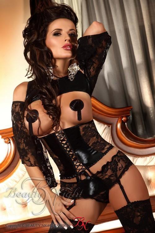 Erotická souprava Priscilla