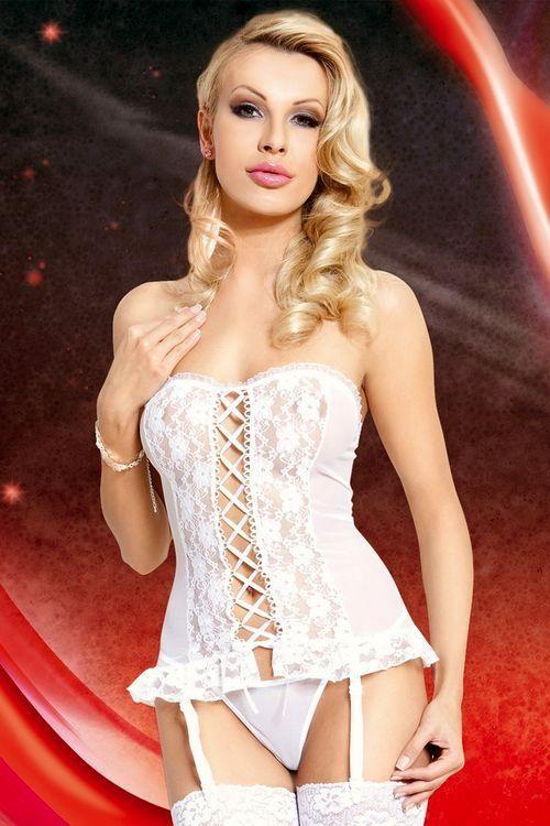 Erotická souprava Valerie white