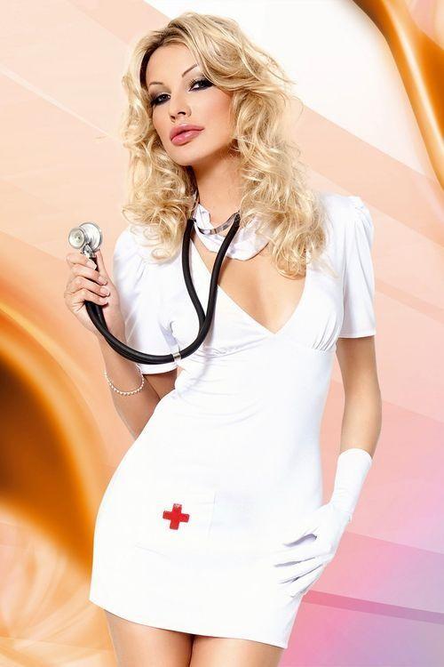 Dámský kostým Doctor