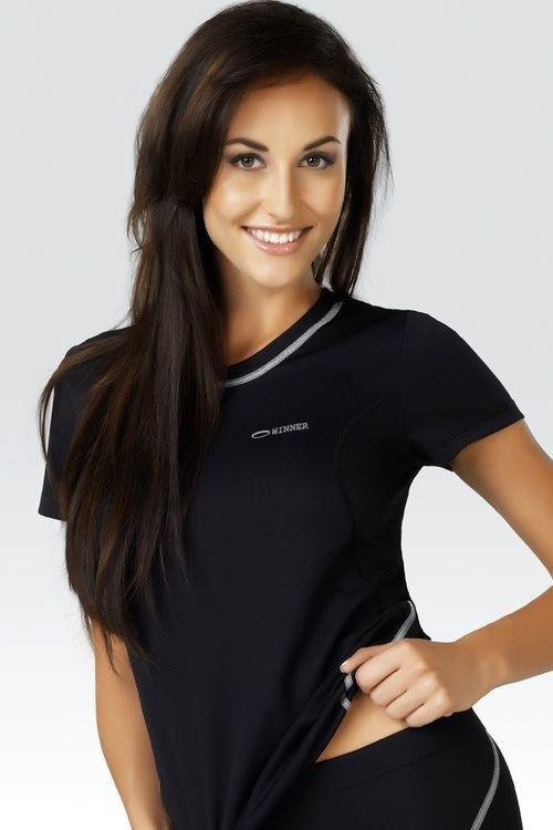 Dámské tričko Classic IX black