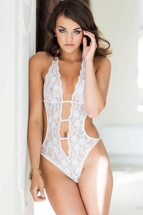 Erotické body Beth white