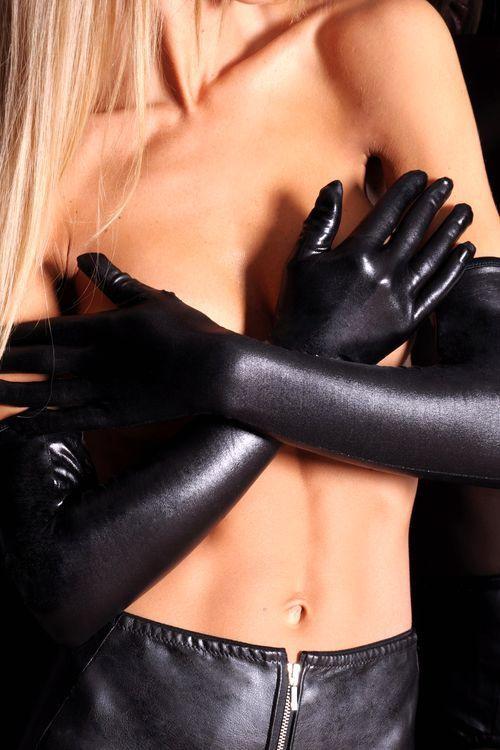 Erotické rukavičky A0214
