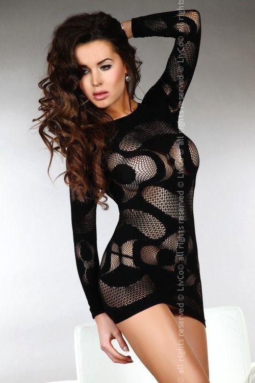 Erotické šaty Ava