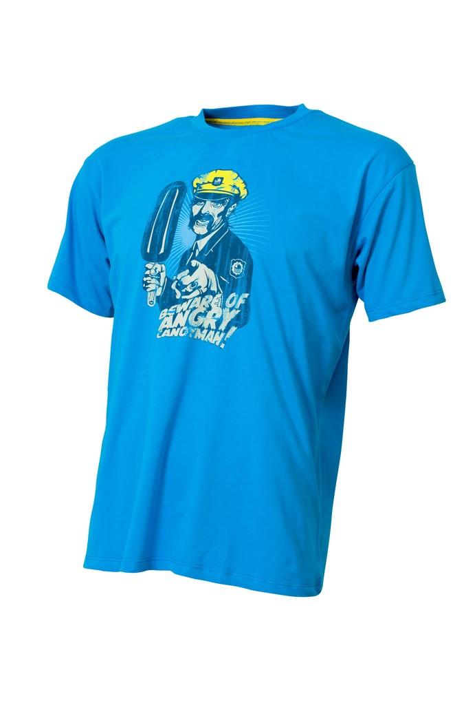 Pánské tričko Candyman Blue