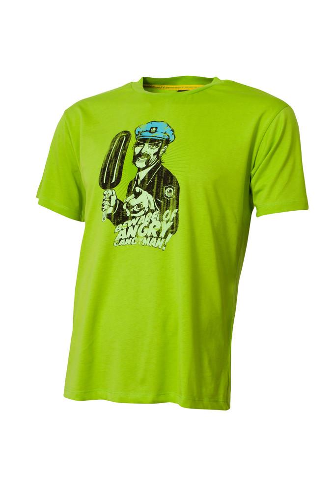Pánské tričko Candyman Lime