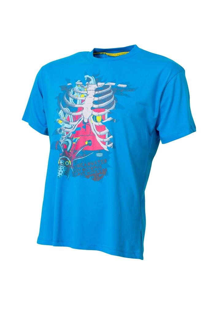Pánské tričko Lumiere Blue