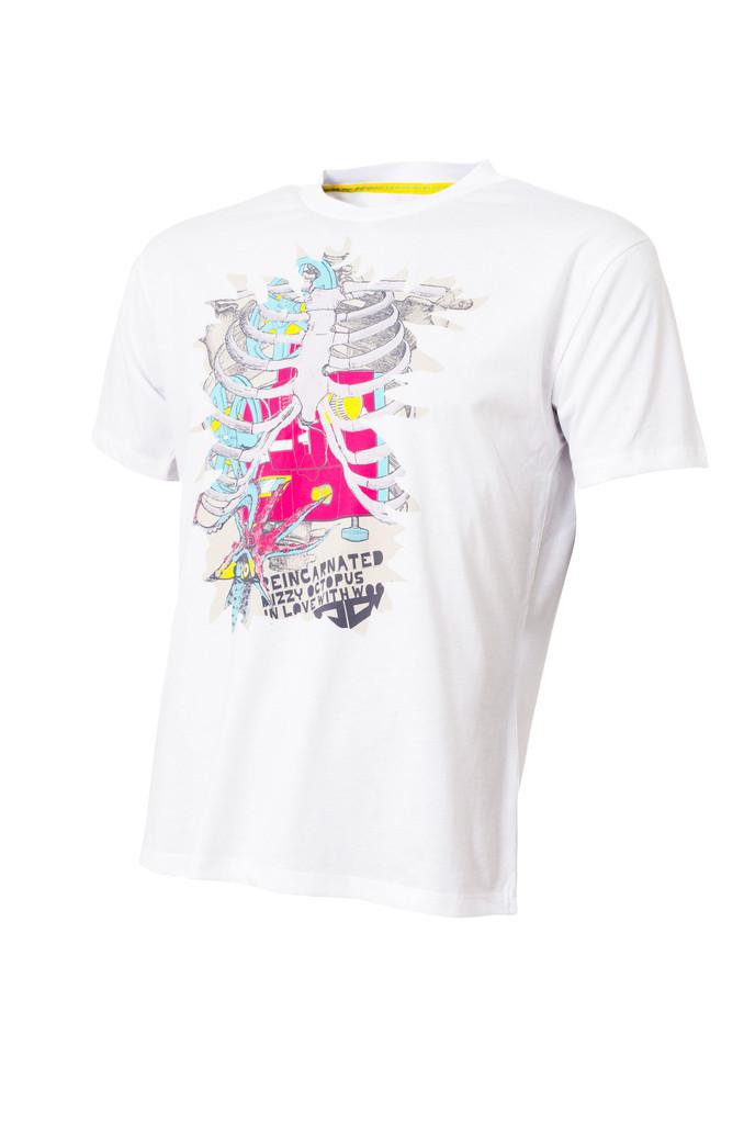 Pánské tričko Lumiere White