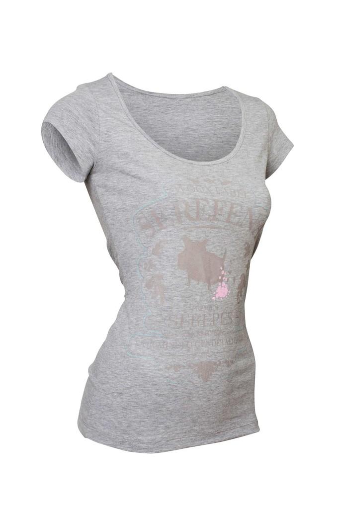 Dámské tričko Serefena Melange