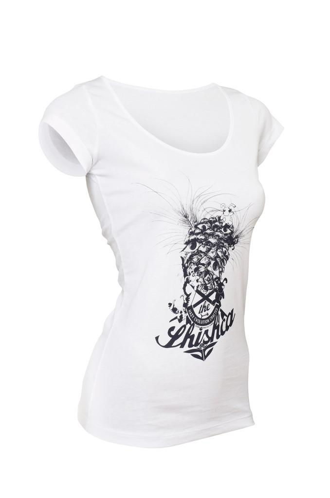 Dámské tričko Shisca White