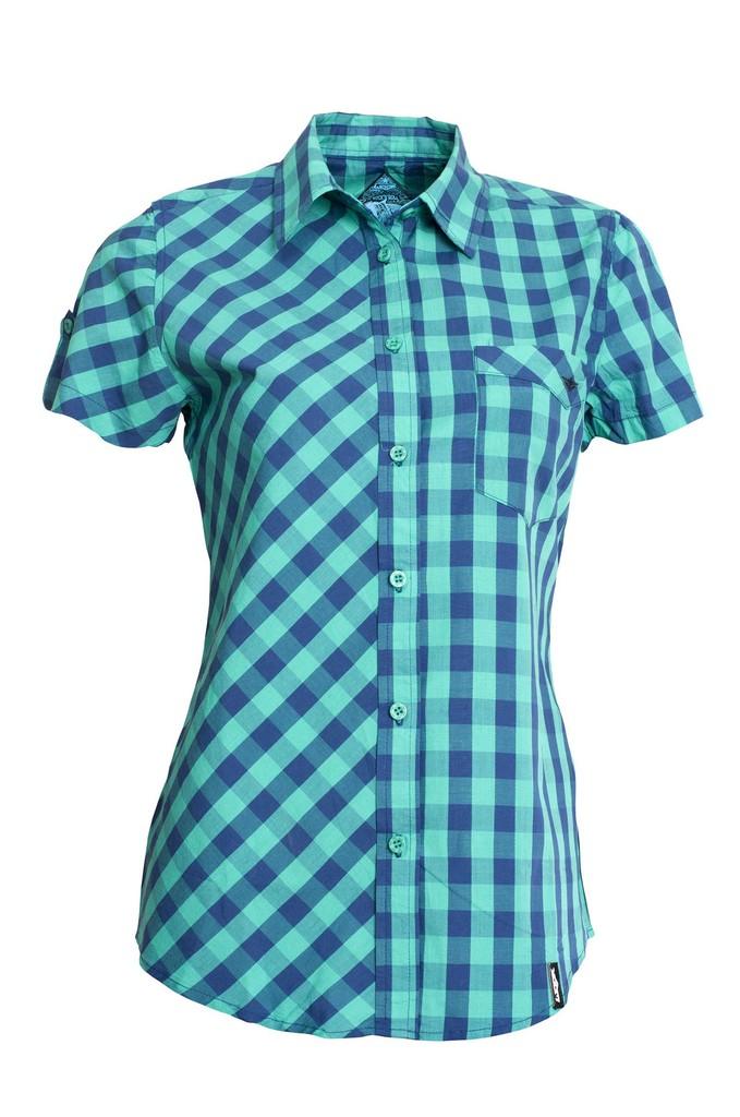 Dámská košile Vivid Shirt Green
