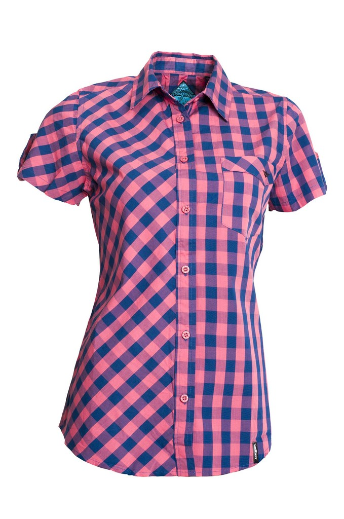 Dámská košile Vivid Shirt Magenta