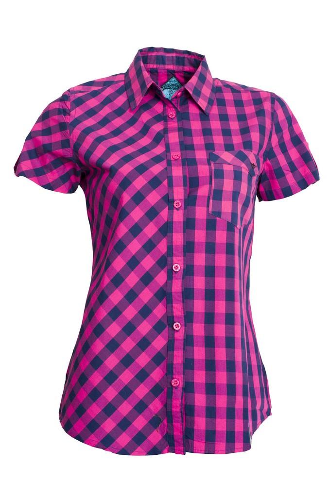 Dámská košile Vivid Shirt Pink