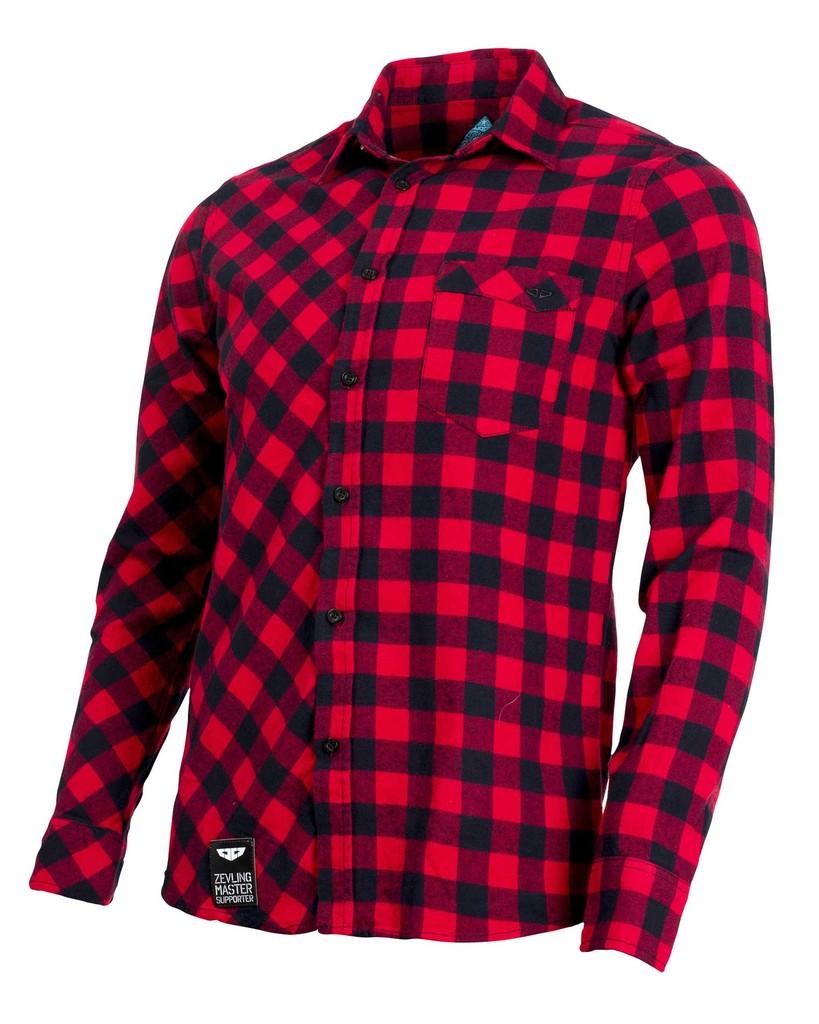 Pánská košile Easy Rider Red
