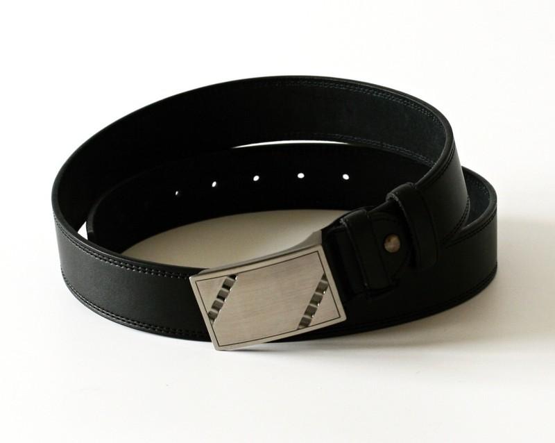 Pánský elegantní pásek br057