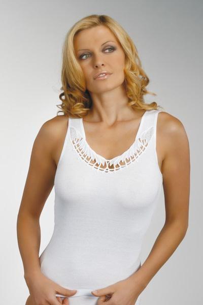 Dámská košilka Emanuela white