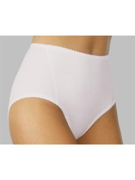 Stahovací kalhotky Velvet white