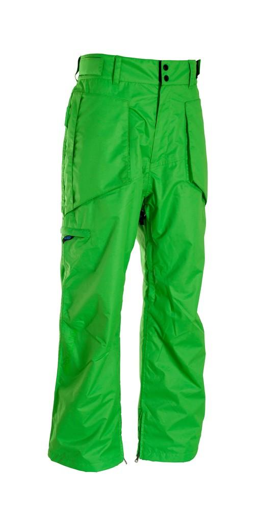 Pánské zimní kalhoty Powder Mens´ Pants Green