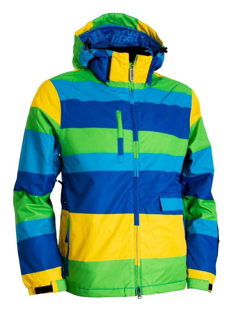 Pánská zimní bunda Streaked Mens´ Jacket