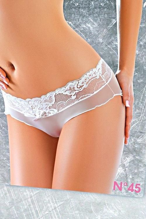 Dámské kalhotky 45 white