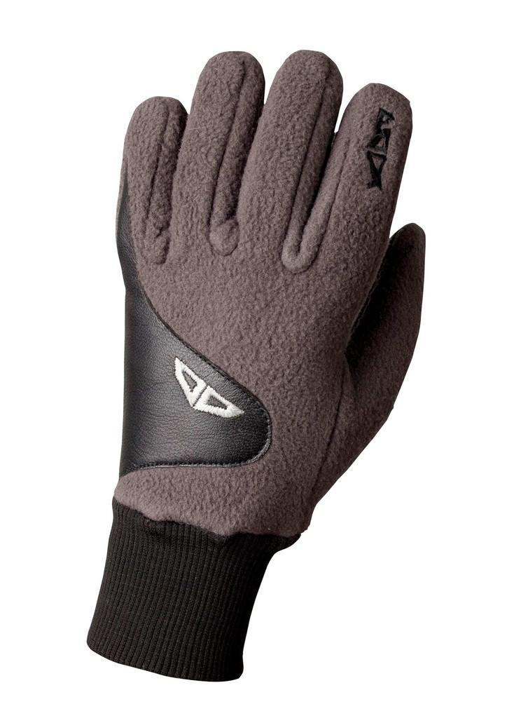 Rukavice Fleece Grey Gloves