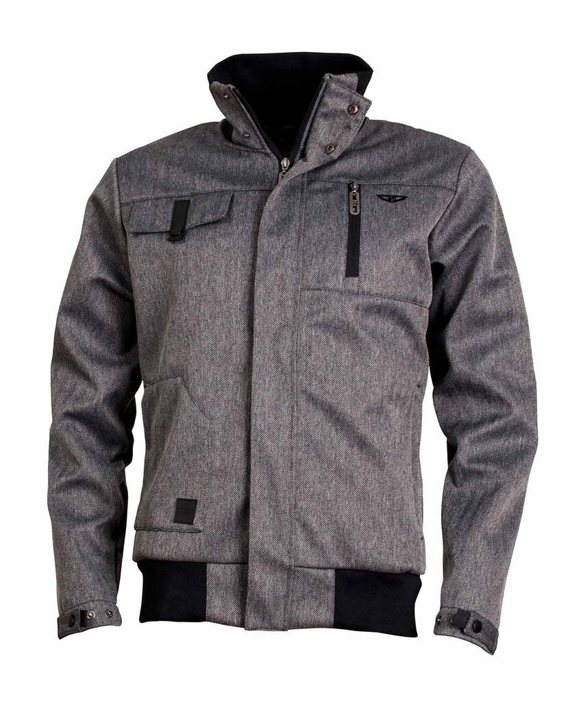 Bunda Grey Zone Mens´ Jacket