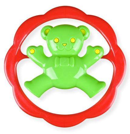 Chrastítko kruh medvěd, zajíc
