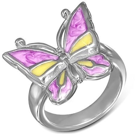 Dámský prsten motýl th-rwr231