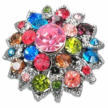 Dámský prsten - sweet flower th-frb080