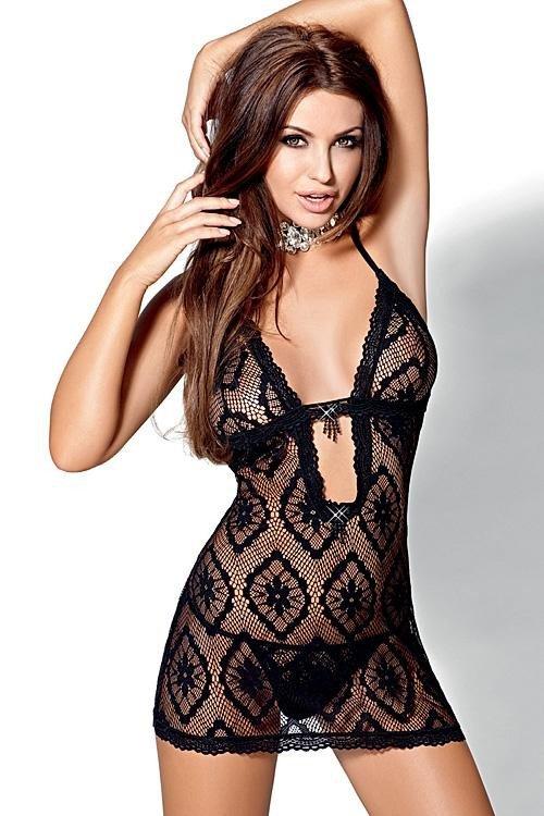Sexy košilka Rio black