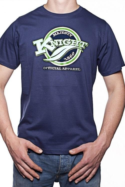 Pánské tričko OTS 1200-012 dark blue