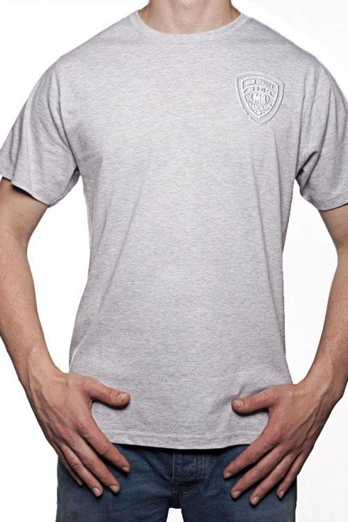 Pánské tričko OTS 1200-011 grey