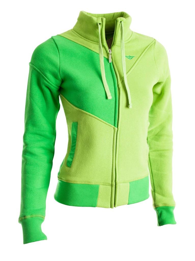 Dámská mikina Infinity Sweatshirt Green