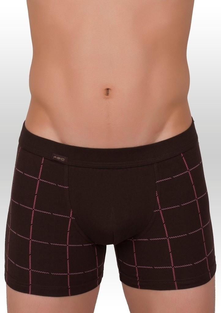 Pánské boxerky se vzorem velké kostky 365