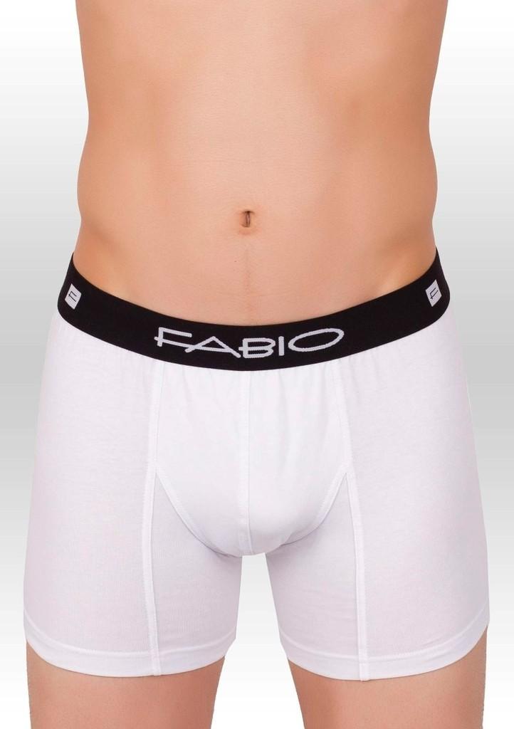 Pánské boxerky s úzkou vzorovanou gumou 021 Fabio