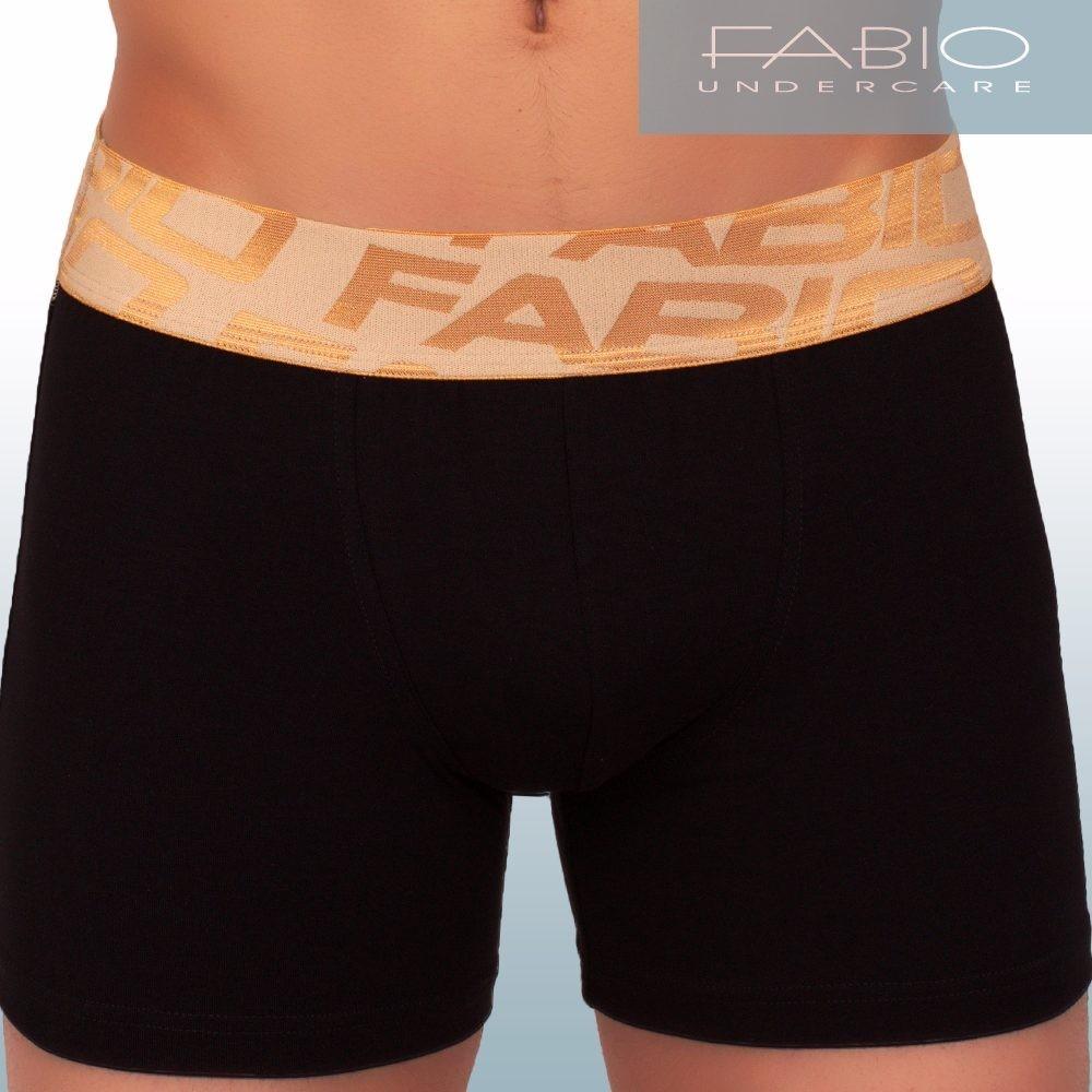 Pánské boxerky s vzorem Fabio na gumě vzor 01G