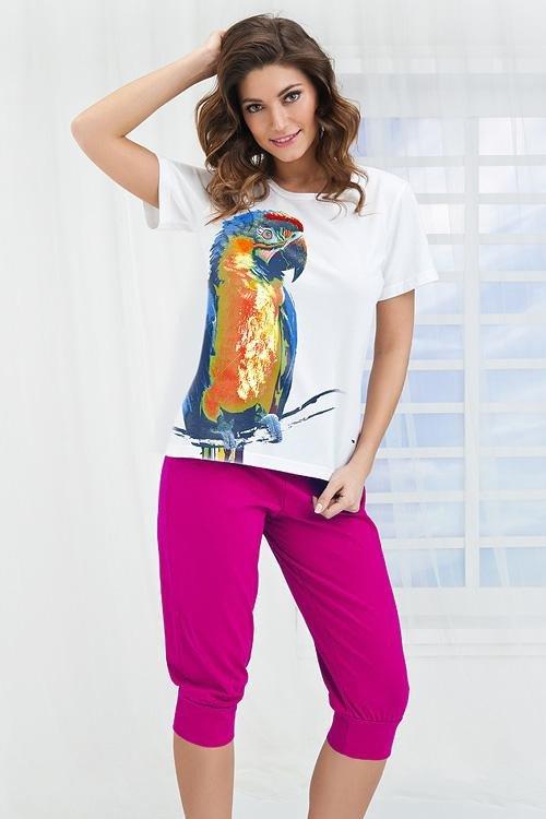 Dámské pyžamo KO-125 AMARANT