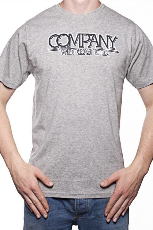 Pánské tričko OTS 1200-013 grey